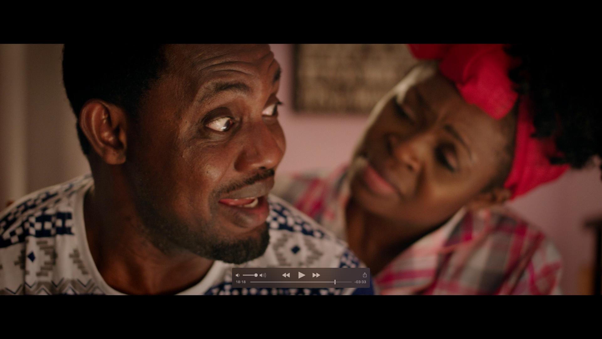 Lodgers wins 'best short film' @ Africa International Film Festival (AFRIFF)